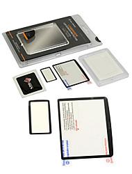 GGS 4a generazione eletrostatic schermata adsorbimento protecter per nikond7100 con pannello di spalla