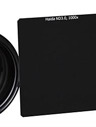 vidrio óptico haida nd 1.8 64x6 filtro de densidad neutra
