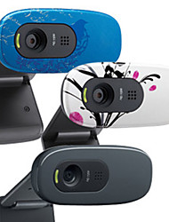 Logitech C270 High Definition UVC Webcam with Microphone