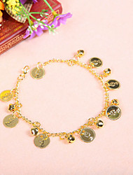 Metal Belly Dance Anklet Decorative Accents for Shoes(More Colors available)