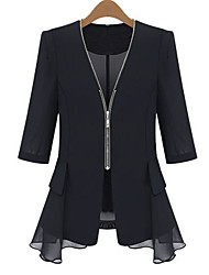 Women's Fashion All-match Slim Outerwear
