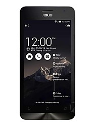 "ASUS Z6 6.0 "" Android 4.3 3G Smartphone (Dual SIM Dual Core 13 MP 2GB + 16 GB Black)"