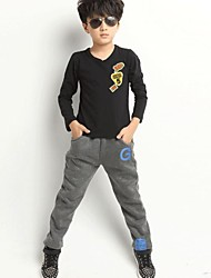 Boy's Fashion And Leisure Cotton Sport Pants