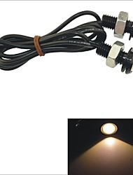 LED Nebel Lichter/Tages Licht/Nummernschild Licht (4300K Spotlicht)