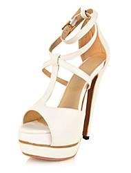 bc Frauen Pfennigabsatz Sandalen Schuhe