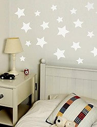 jiubai ™ stars art décoration murale sticker mural autocollant