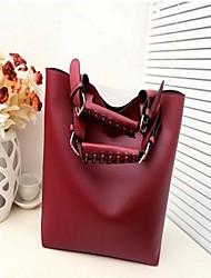 mulheres saco de moda bolsa chicote pacote de ombro bolsa mensageiro (cores sortidas)