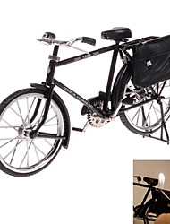 liga de zinco gás butano preto da bicicleta do vintage isqueiro