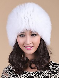 Women Fox Fur Accessory , Fleece Lining/Removable Fur Collar