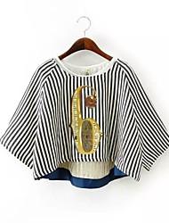 Women's Fringe Floral Print Shirt