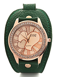 Mulan Pu Watch Green