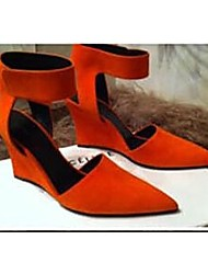 женская обувь Острым носом шпилька нагнетает ботинки больше цветов