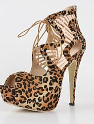 Women's Shoes BC Platform Stiletto Heel Sandals Shoes