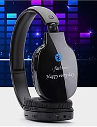 co-crea sd-361 casque bluetooth 4.0 sur l'oreille contrôle du volume avec salut-fi stéréo sans fil pour téléphone portable / pc