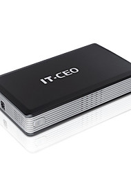 IT-CEO L-803 3.5 Inch SATA USB 2.0 Hard Drive Case
