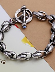 Bracelet Alliage Sans pierre Homme