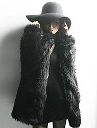 Couples New Fashion Fur Coat