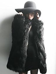 Couples New Fashion Fur Coat