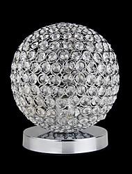 Lâmpadas de mesa, uma luz, Simple Cristal Artístico MS-86378