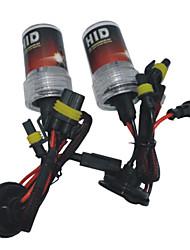 Carking™ Universal 12V 35W 9005 4300K Warm White Light HID XenonLamp (2PCS)