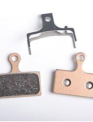 PODAY DS52 Cycling Metal Brake Lining Shoe