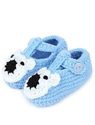 Baby Shoes - Casual - Ballerine - Sintetico / Cotone - Blu