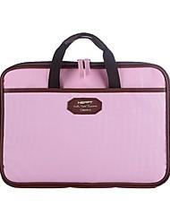 nuevo 13inch moda nylon bolsa de estilo maletín portátil ™ neppt para pro macbook air / lenovo / asus