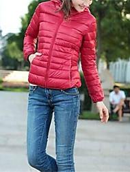 Women's New Fashion Long Sleeve Coat