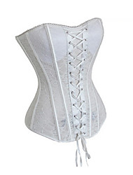 Lace Plastic Boning Casual/Special Occasion Corset Shapewear(More Colors) Sexy Lingerie Shaper