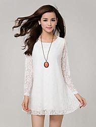 TS Simplicity Lace A Line Mini Dress