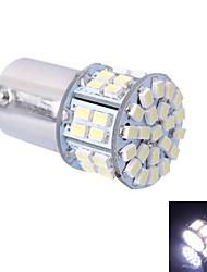1157 / BA15S 5W 300LM 50x3020 SMD White LED for Car Brake Light (DC12V, 1Pcs)