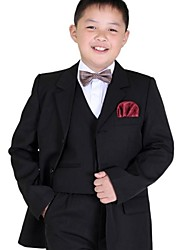 Boy's Polyester Suit & Blazer , All Seasons Long Sleeve