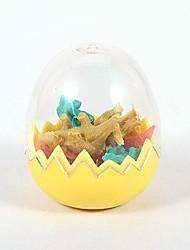 criativa casca de ovo mini-borracha dinossauro