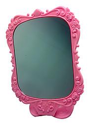 Зеркало 1 22*16*2.3 Оранжевый