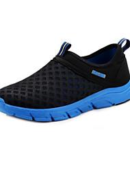 Chaussures homme ( Noir/Bleu/Gris ) - Nylon - Marche
