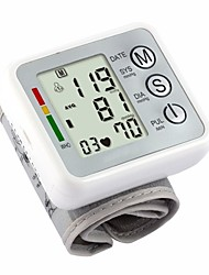 Wrist Style  Electronic Blood Pressure Monitor
