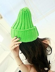 Unisex Candy Colored Conical Hat