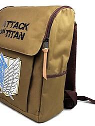 """ataque em Titã o corpo de pesquisa """"asas da liberdade"""" cosplay mochila / saco"""