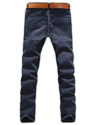 nouvelles causales longues pantalon slim