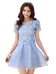 Women's Dresses , Lace Lace/Cute