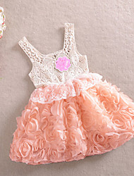 confortable jolie robe d'enfant Xiyan