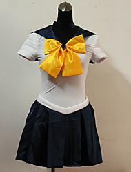 haruka tenoh / marinheiro traje cosplay Urano