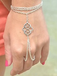 Women's Fashion Bohemian Style Hollow Out Even the Refers to the Bracelet