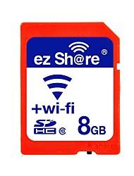 8g scheda di memoria SD wifi per Casio TR100 / TR150 / TR200
