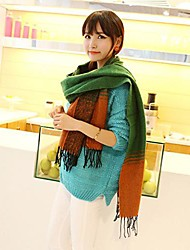 Women's Keep Warm Big And Long Scarves