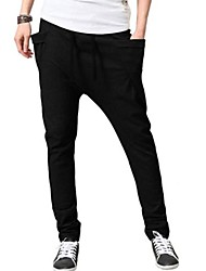 Men's Sweatpants , Casual/Work/Formal/Sport Pure Cotton/Polyester