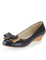 Women's Shoes Round Toe Low Heel Flats Shoes More Colors available