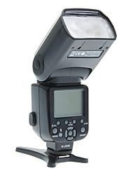 triopo tr-982c sincronismo de alta velocidade 1 / 8000s e-ttl flash Speedlite gatilho de rádio para canon 5d 7d 650D 1100D