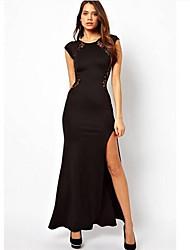 Women's Dresses , Lace Casual YZIS