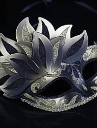 nero e argento ps lascia mezza faccia maschera veneziana